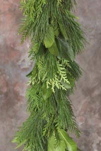 Pine/Cedar/Laurel mixed Garland